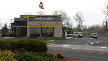 Burlington McDonald's